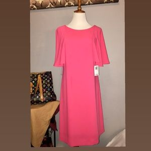 Trina Turk Hot Pink Dress NWT